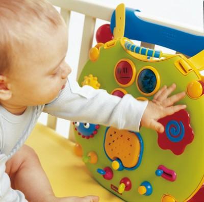 Tiny Love Zabawka stymulująca rozwój - Świat odkryć