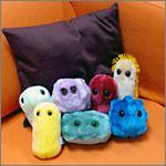Pluszowe mikroby