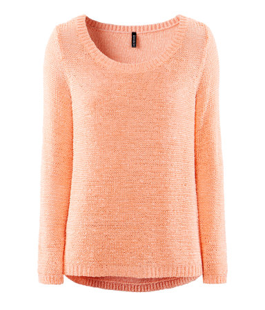 morelowy sweter