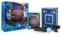 Konsola Playstation 3 + kamera + PlayStation Move + Księga Czarów (PS3)
