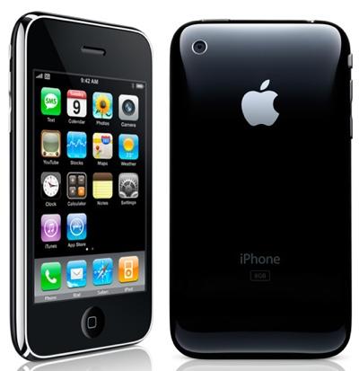 Czarny iPhone