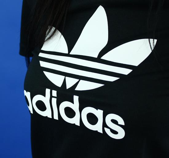 Bluzka Adidas Trefoil