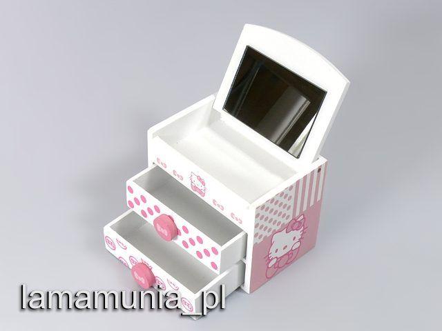 szkatułka na skarby hello kitty