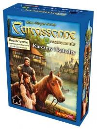 Carcassonne: 1. dodatek - Karczmy i katedry
