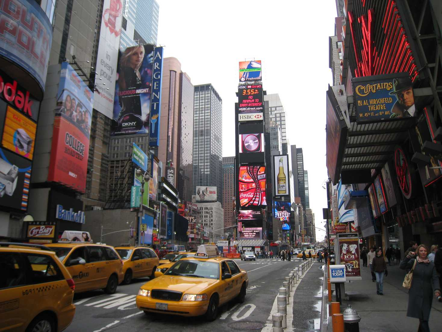 Wycieczka do Nowego Yorku