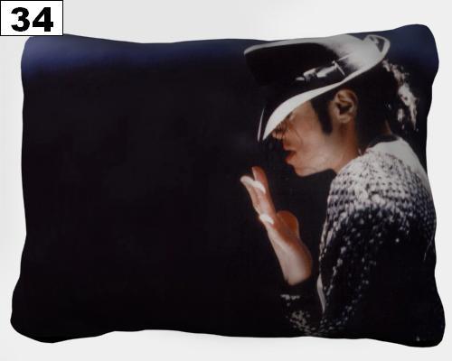 Poduszka Michaela Jacksona! Są różne wzory!! Wystarczy kliknąć w link.!