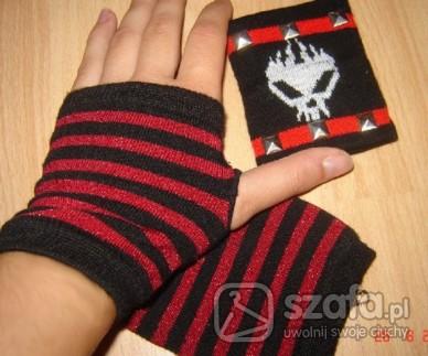 Rękawiczki bezpalców