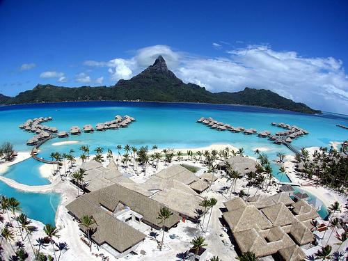 Wakacje na Bora Bora