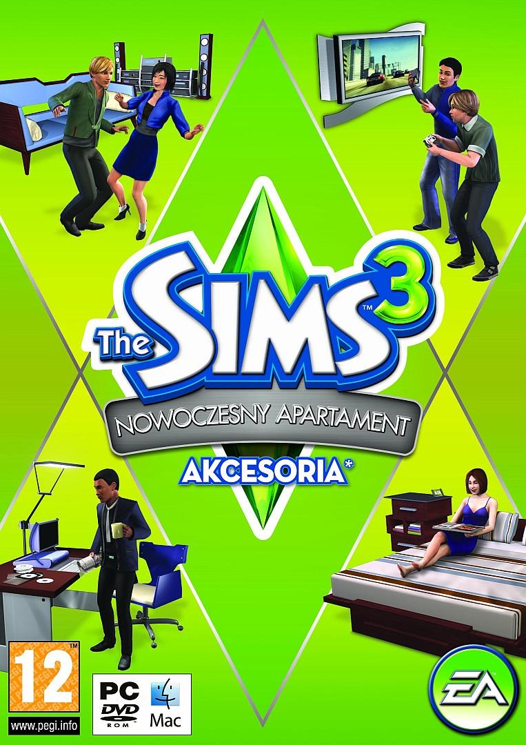 The Sims 3 - Nowoczesny Apartament