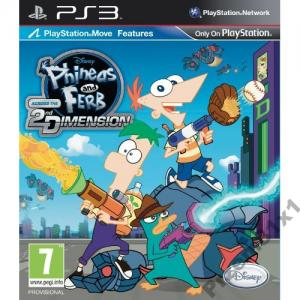Phineas and Ferb Across the 2nd Dimension + Bonus!