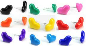 Kolczyki Serca XL