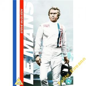 LE MANS: Steve McQueen (RESTORED + REMASTERED) DVD