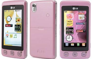 Telefon LGkp500