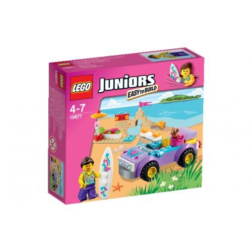 Lego Juniors 10677 Wycieczka Na Plażę
