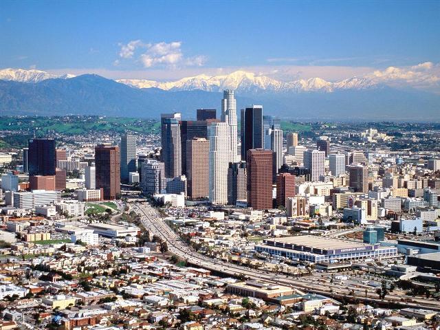 Wycieczka do Los Angeles