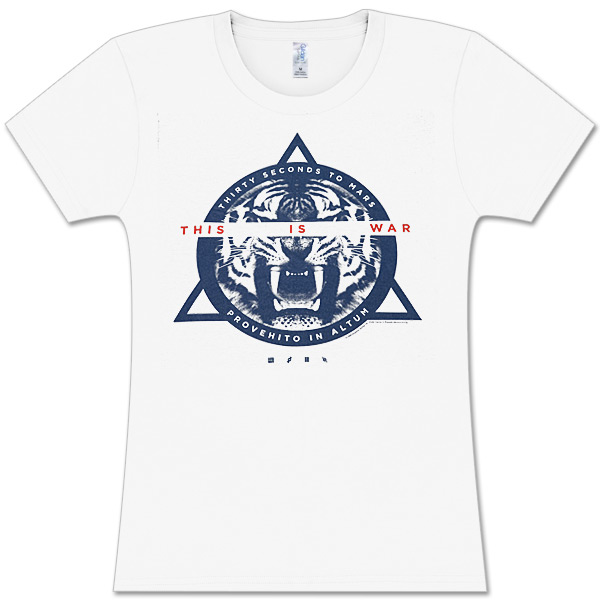 T-shirt Thirty Seconds To Mars