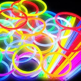 świecące bransoletki