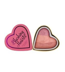 Makeup Revolution Heart róż Candy Queen of Hearts