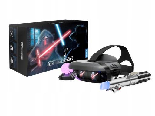 Okulary VR Lenovo Star Wars Jedi Challenges
