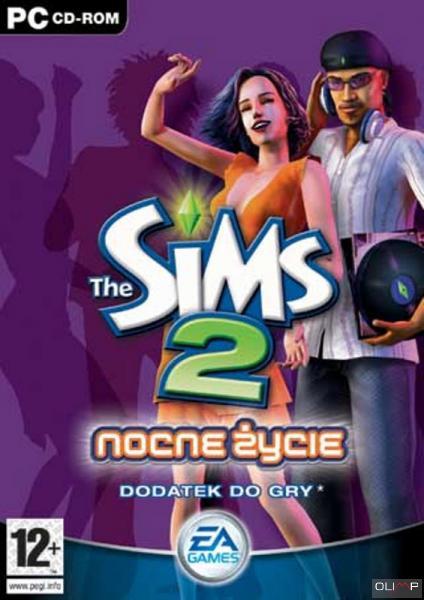 The Sims 2 Nocne Życie
