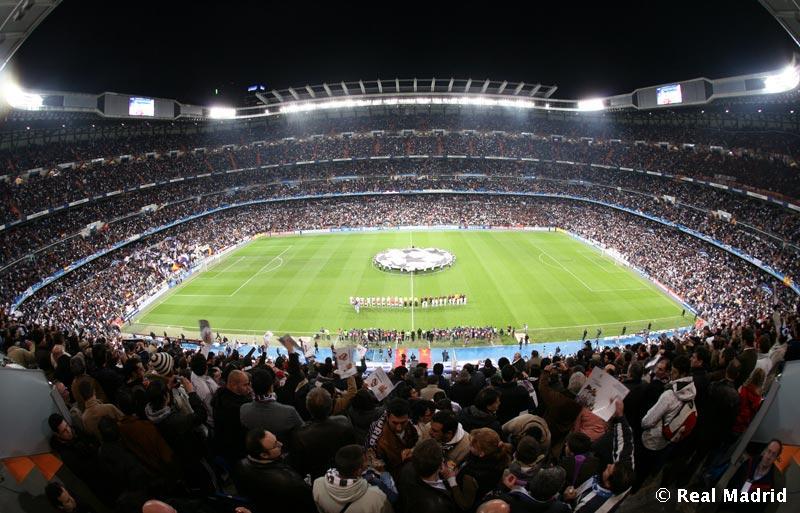 Wyjazd do Madrytu na mecz Realu Madryt