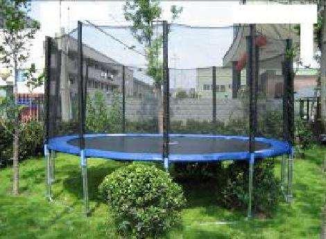 duuża trampolina