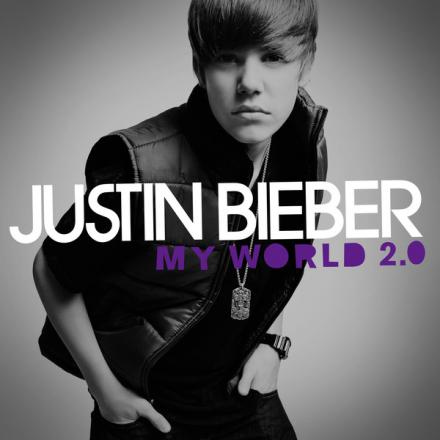 Płyta Justin Bieber My world 2.0