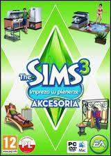 Sims3 impreza w plenerze