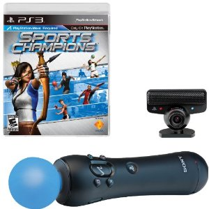 PlayStation MOVE + SPORT CHAMPIONS