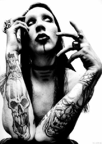 Bilet na koncert Marilyna Mansona