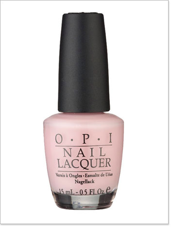 lakier OPI kolor S86 Bubble Bath