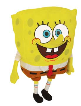 SpongeBob maskotka
