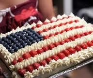 Tort USA na urodziny