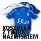 Moja koszulka Lecha Poznań .