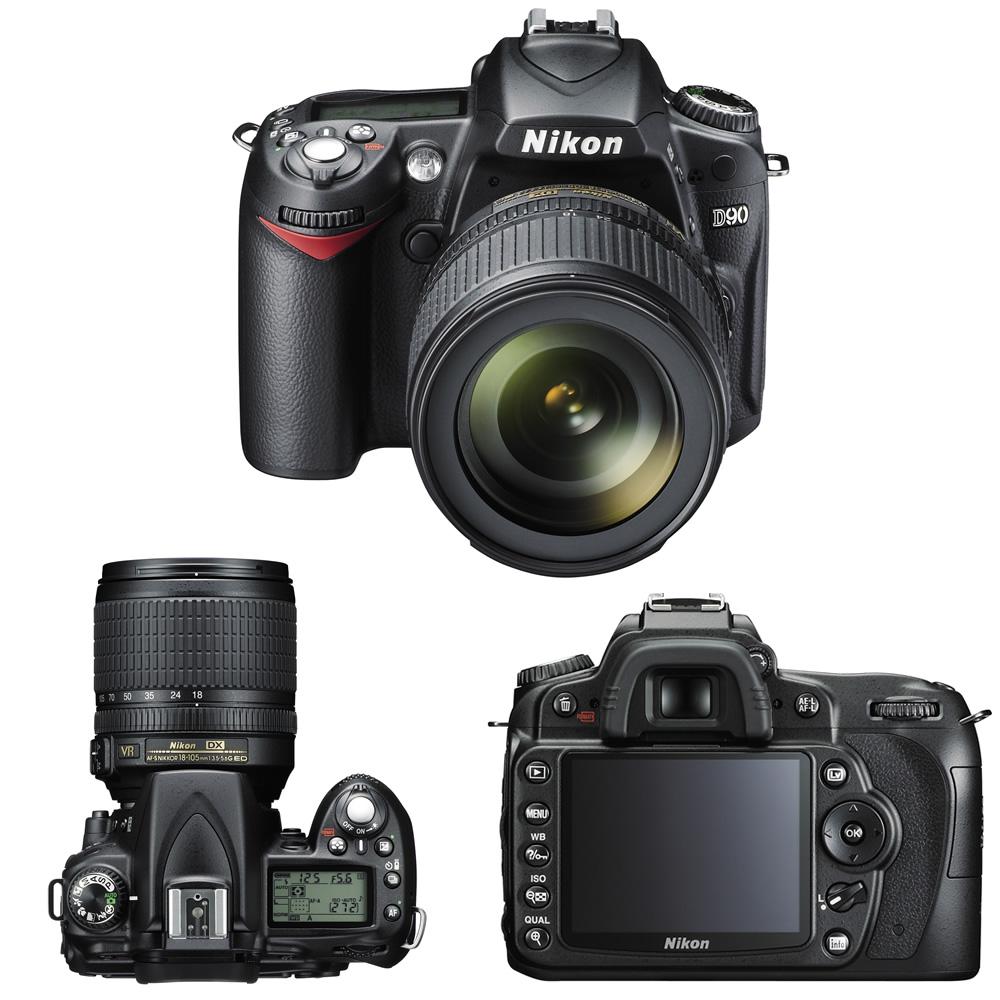 Aparat (lustrzanka) Nikon d90
