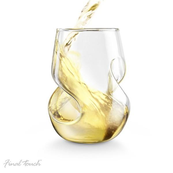 Szklanki do białego wina