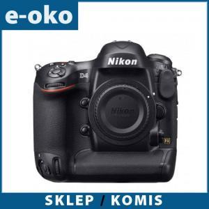 e-oko Nikon D4 BODY FabrycznieNOWY! FVat23% OdRęki