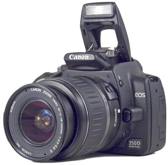 canon eo 350d