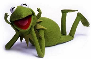 Maskotka Kermit