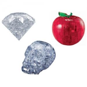 Kryształowe Puzzle 3D