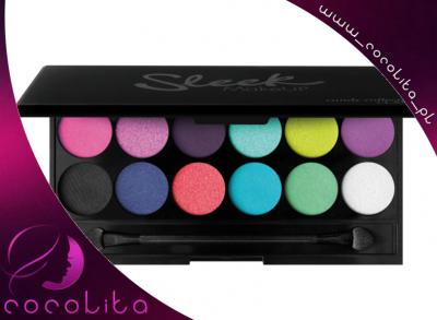 SLEEK MAKEUP I-CANDY CIENIE PALETKA 3