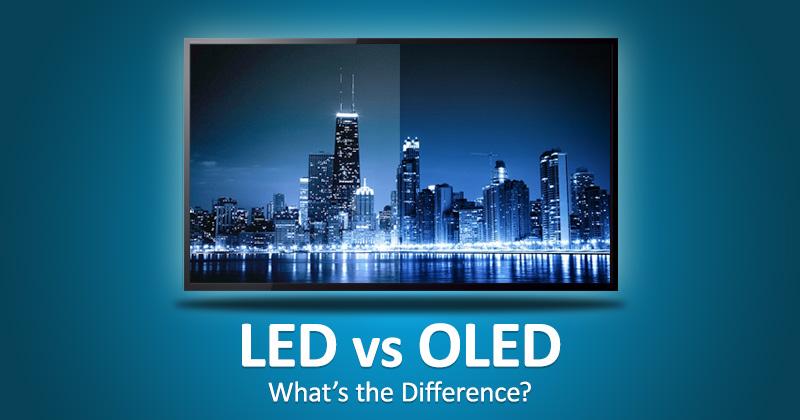 Oled czy czy LED?