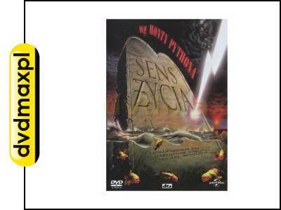 dvdmaxpl SENS ŻYCIA WEDŁUG MONTY PYTHONA (DVD)