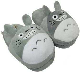 Kapcie Totoro