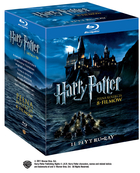 Harry Potter na Blu-ray
