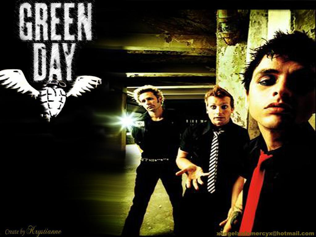 Płyta green day