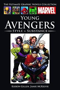 Wielka Kolekcja Komiksów Marvela - 135 - Young Avengers: Styl > Treść