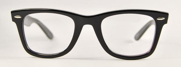 okulary w stylu WAYFARER
