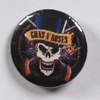 Przypinka Guns N' Roses
