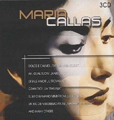 Maria Callas [Box]